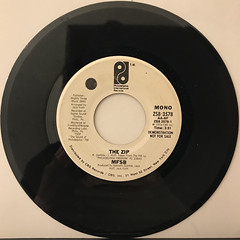 MFSB:THE ZIP(RECORD SIDE-B)