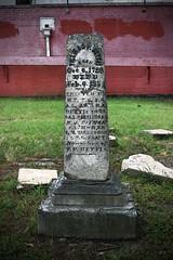 TILLMAN BETTIS MONUMENT
