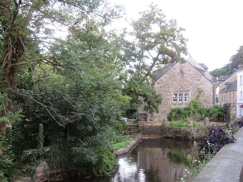 Pont-Aven, Moulin. Watermill