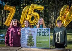 Million Trees 2019