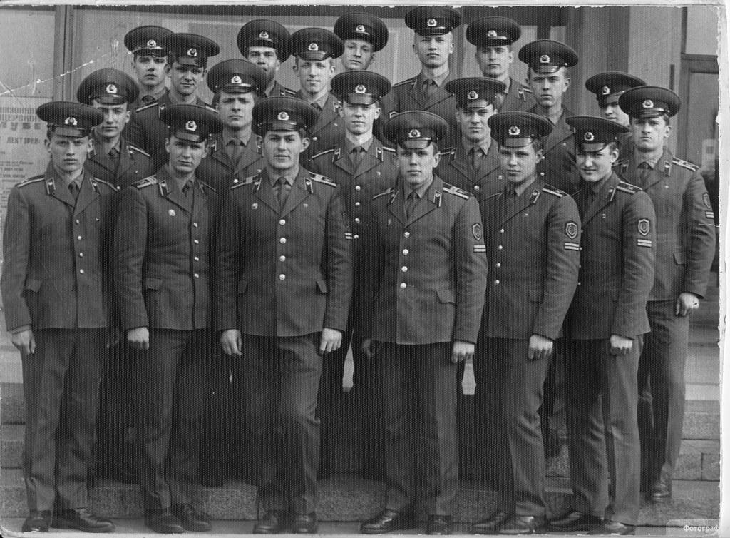 4-й взвод 3-й роты (102-й выпуск)