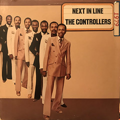 THE CONTROLLERS:NEXT IN LINE(JACKET A)