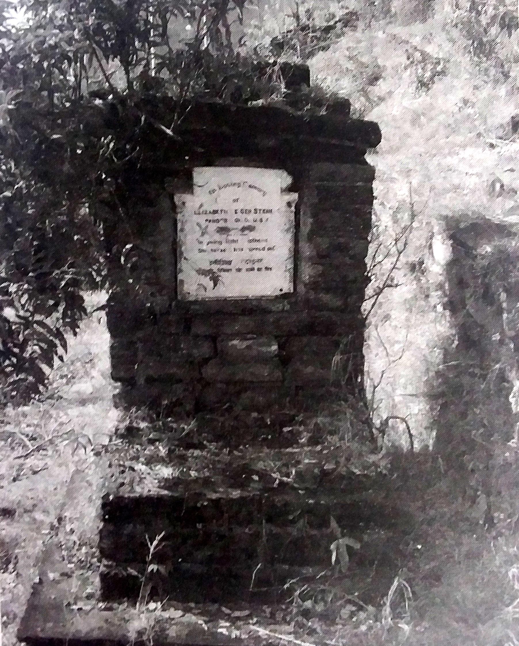 एलिजाबेथ स्टाइनर की कब्र