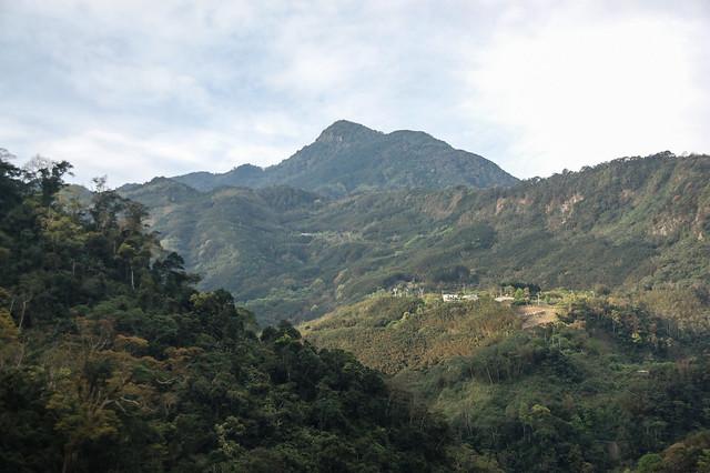 加里山(From 鹿場下)