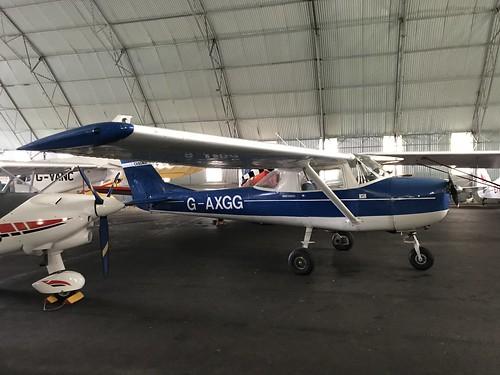 G-AXGG, Cessna 150 (440), Kilrush 24th March 2019