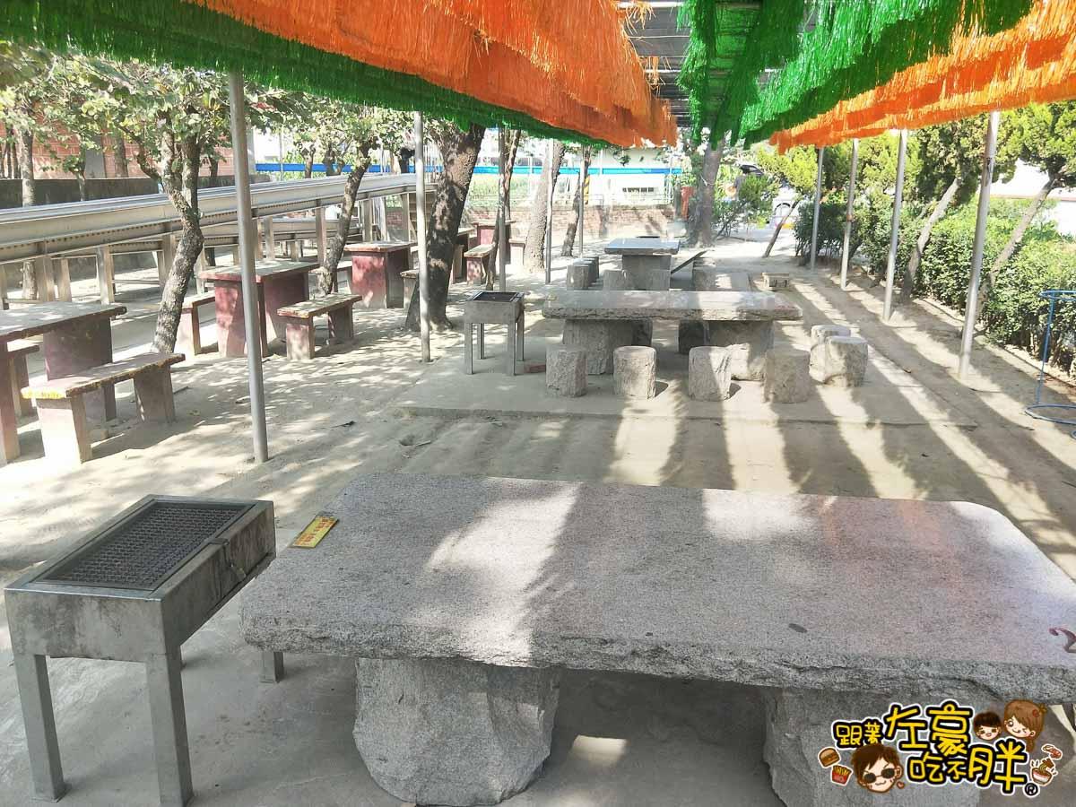 台南佳福寺溜滑梯(台南親子旅遊)-24