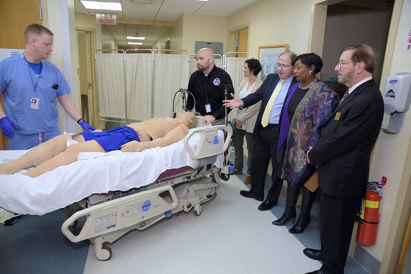 Center for Disaster Medicine Training