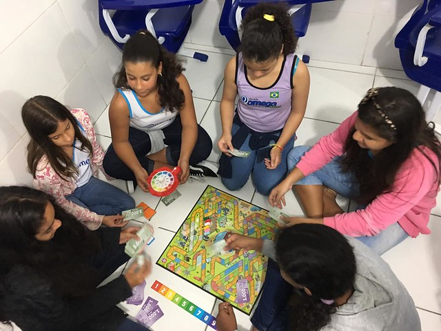 Jogos Pedagógicos - 6º Ano