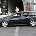 Black VW Golf MK5