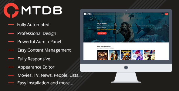 MTDb v3.0.9 - Ultimate Movie&TV Database