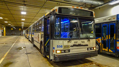 Ex Westchester County Bee Line 2002 Neoplan AN460 #556