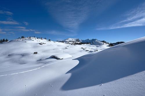 Winterpanorama - Tyrol, Austria