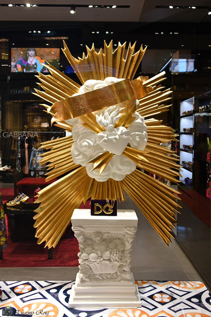 Fashion Devotion by Dolce & Gabbana  The Shops at Crystals
