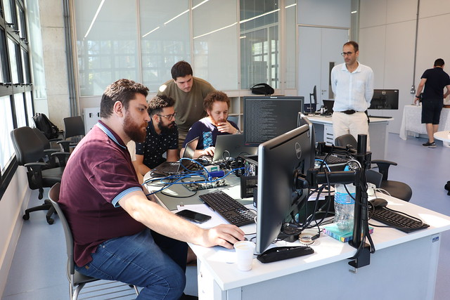 [01/2019] Mauá recebe pesquisadores da LESIA, Observatório Internacional de Paris – França