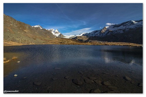 Lac Stellisee - Zermatt - Fluhalp