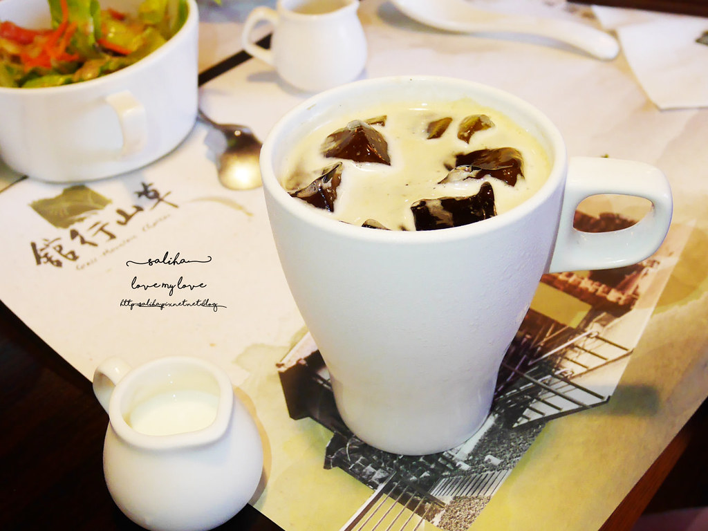 台北陽明山餐廳草山行館午餐餐點套餐內容 (3)