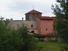 20080515 23466 0905 Jakobus Champdieu Kirche Turm