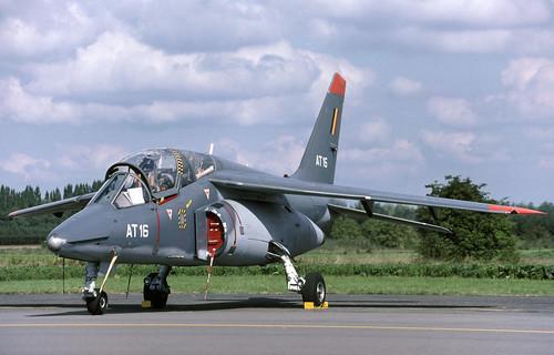Alpha Jet Belgium
