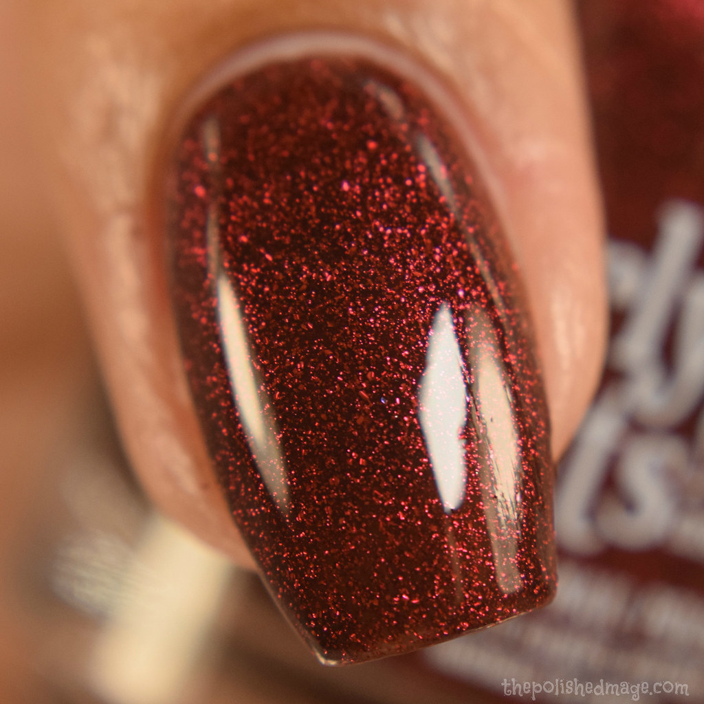 girly bits jan cotm red