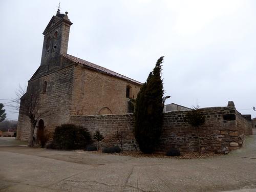 Barrio de Muñó (Burgos-España). Iglesia