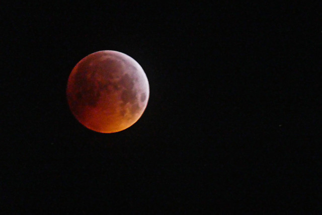 Lunar Eclipse, Panasonic DMC-TZ80