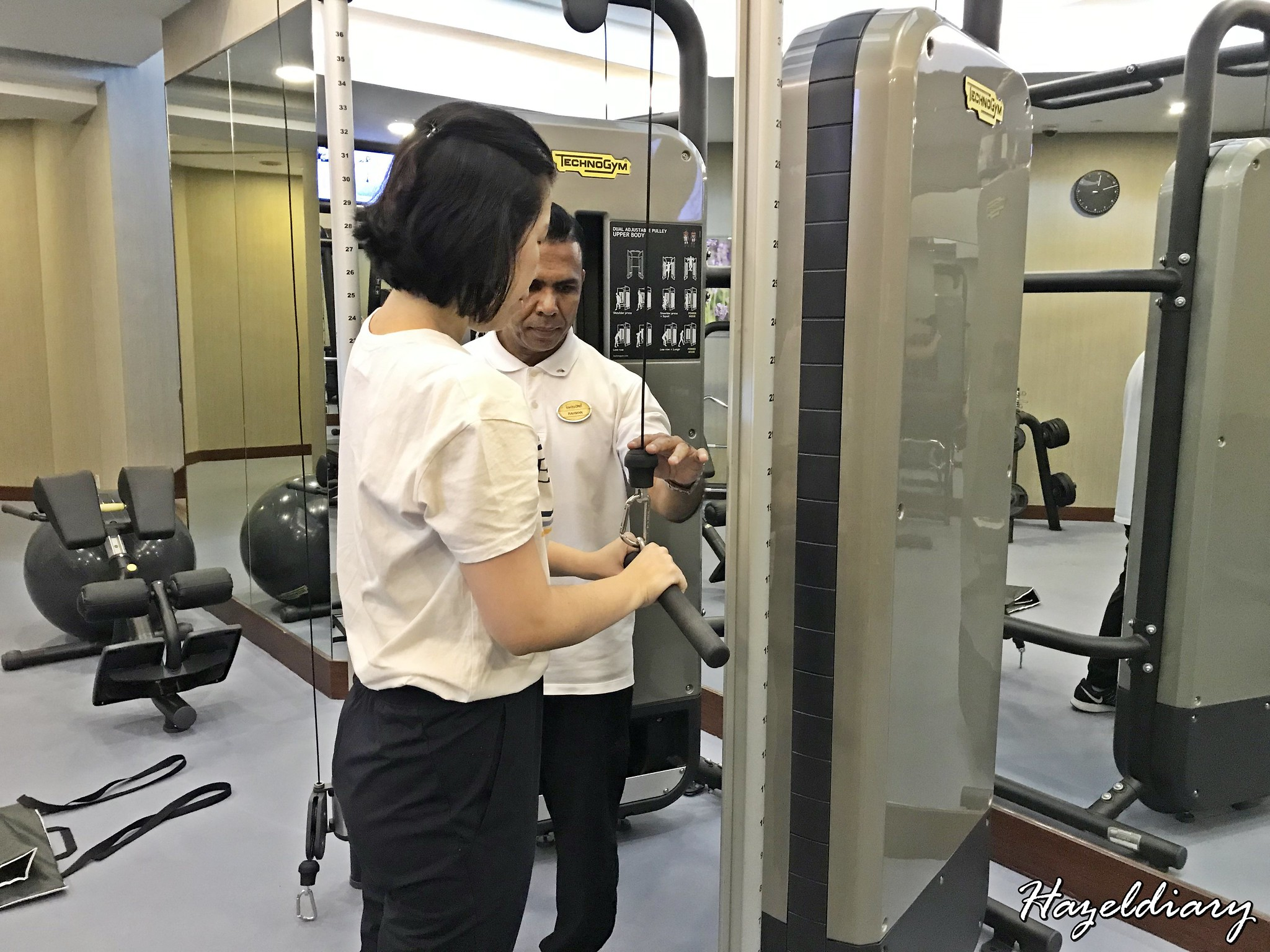Swissotel Merchant Court Fitness Centre-8