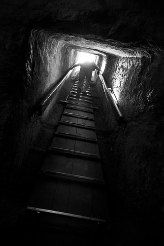 Into the Pyramid