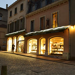 Basilica Shop Lyon by Nina Harrup