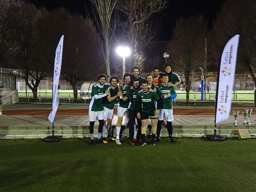 Robert Walters campeón del Torneo Apertura 18_19