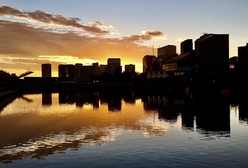 sunset yarrariver melbourne victoria australia famousflickrfivegroupouting southbank
