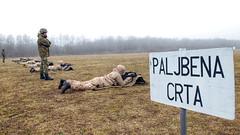 """Završena vojna vježba """"MIR 19/1"""" na vojnom poligonu """"Gašinci"""""""