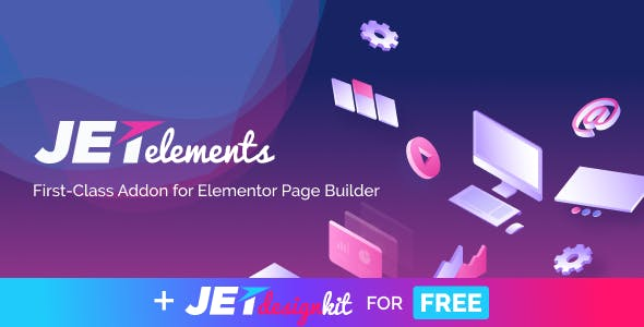 JetElements v1.15.15 – Addon for Elementor Page Builder