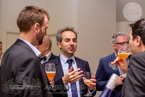 GCC 2019-1 â��Montréal â�� Networking Reception