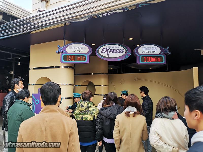 universal studios japan singles