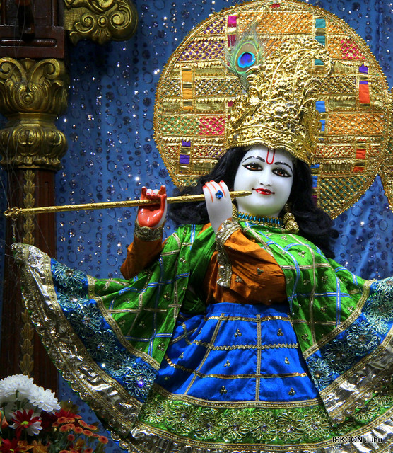 04 March 2019 Mangal Darshan ISKCON Juhu