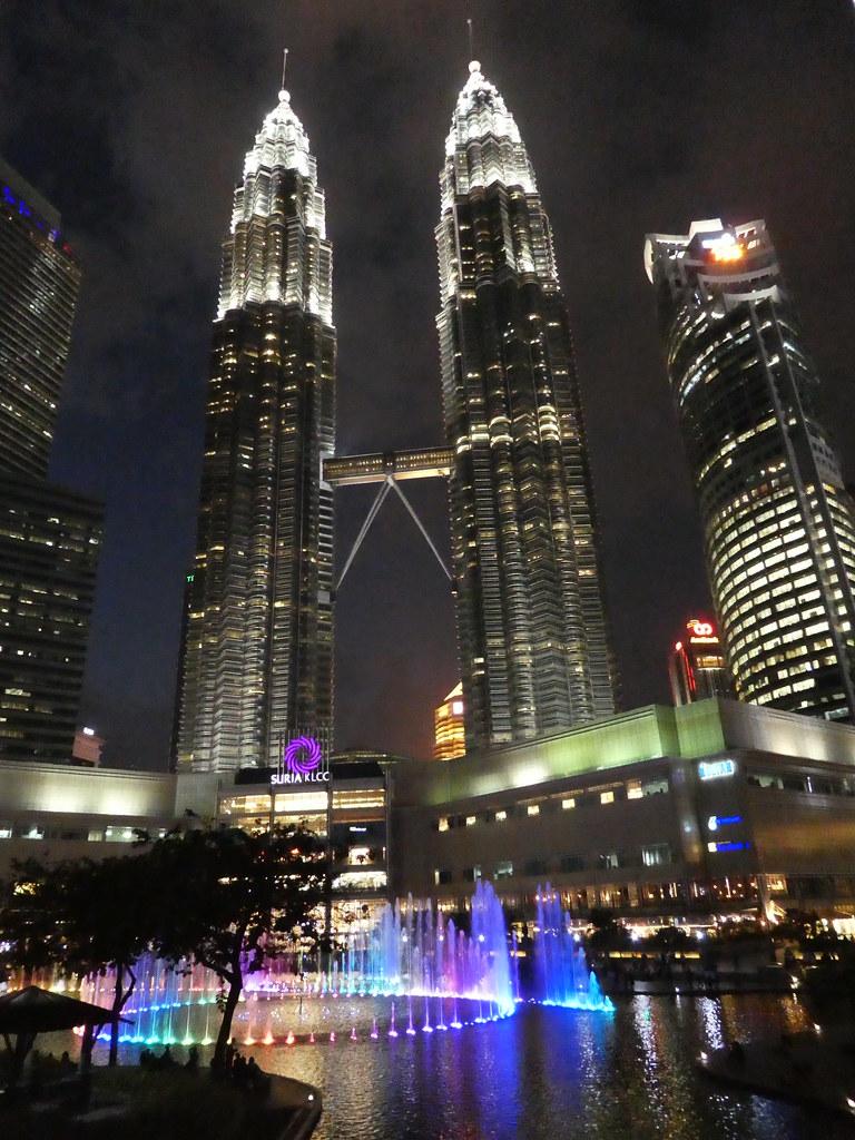 Petronas Towers and the KLCC Park, Kuala Lumpur
