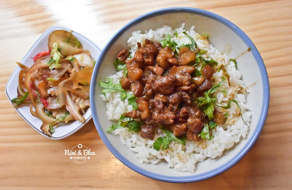 永興街 桂蘭麵 台中美食 小吃01
