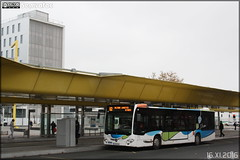 Mercedes-Benz Citaro - STRAN (Société des Transports en commun de l'Agglomération Nazairienne) n°466