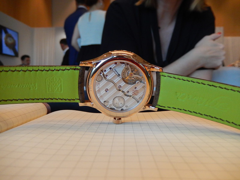 moser - Baselworld 2019 : reportage H.Moser & Cie 47471040091_86c8cdc3ce_c