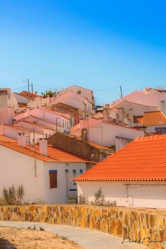 Casario em Odeceixe (Algarve)
