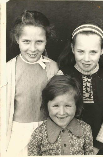 Laurie, Niamh &Brian Kelleher Newcastle West. 1960's