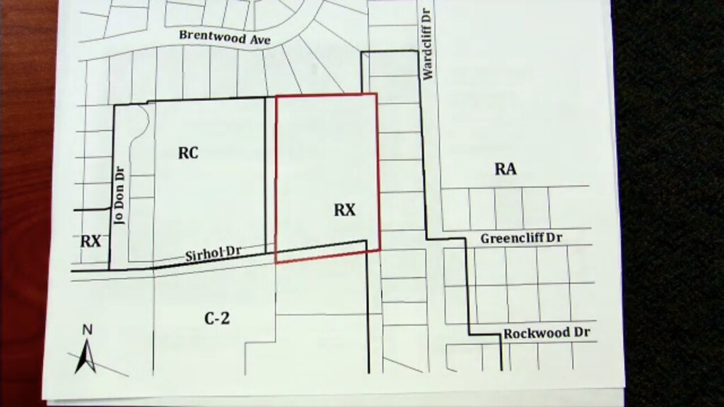 Proposal to Rezone Green Space Receives Mixed Reactions