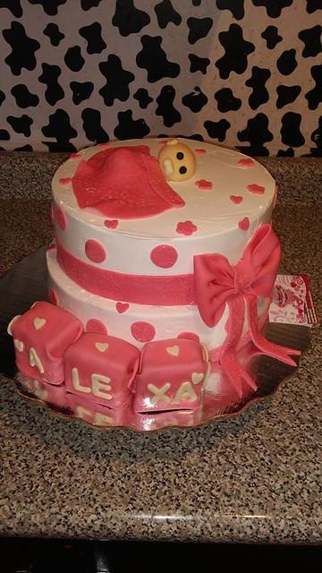 Cake by Pasteles & Cupcakes Jazmín