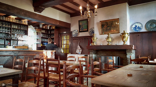Cafe Oud Tolhuis (old toll house)