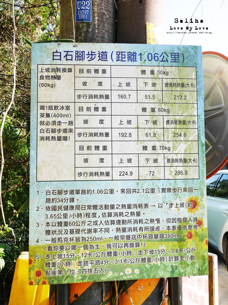 宜蘭礁溪一日遊景點推薦爬山踏青猴洞坑瀑布白石腳步道 (2)