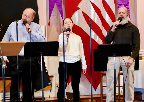 Worship Service with Nick Calawa (4/7/2019) - Musical Worship