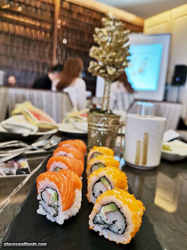 dilmah sushi