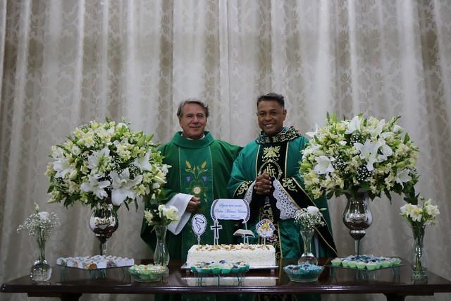 Missa de Posse - Pe. Marcos Vinicius