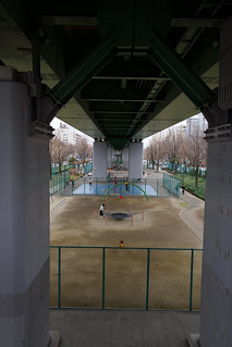 park under the Elevated