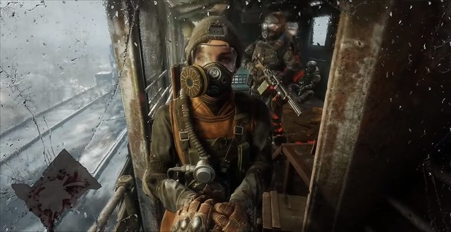 Metro Exodus - Saboteure